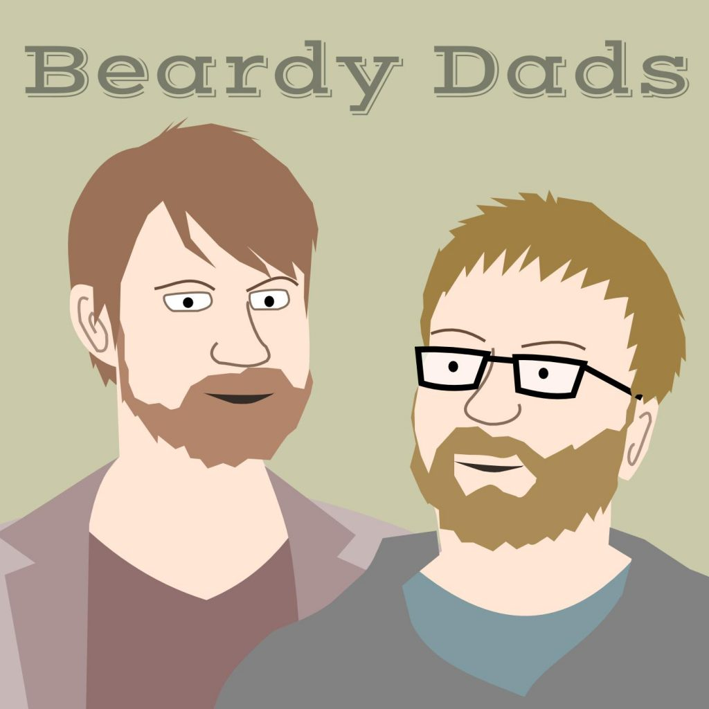 The_beardy_dads_podcast_roo_reynolds_and_knol_leary